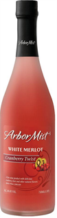Arbor Mist White Merlot Cranberry Twist 1.50l - Case of 6